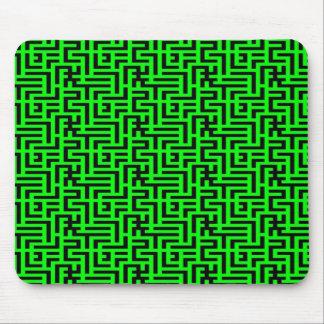 No labyrinth, No maze Mouse Pad