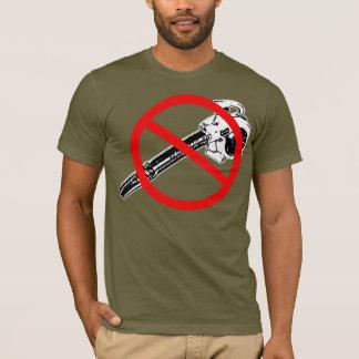 No Leaf Blowers T-Shirt