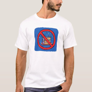 No Leaving Cake out in the rain T-Shirt