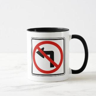 No Left Mug