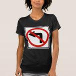 No Left Shirt