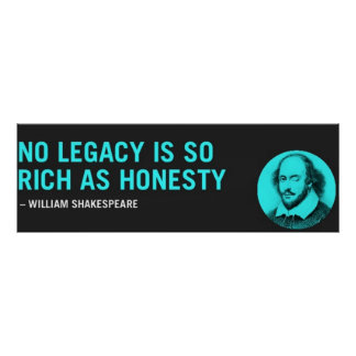 """no legacy is so rich as honesty essay 11 quotes about leaving a legacy 'all good men and women must take responsibility to create legacies that will  """"no legacy is so rich as honesty."""