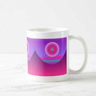 No lejos taza