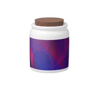 No Limit Candy Jar