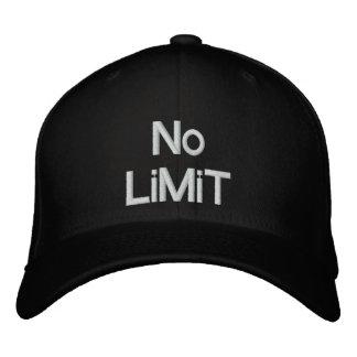 No LiMiT Cap