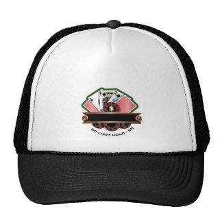 No Limit Hold'em Trucker Hat