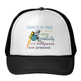 No Limit To Success Mesh Hat