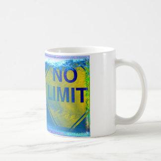 NO LIMIT Wave Coffee Mug