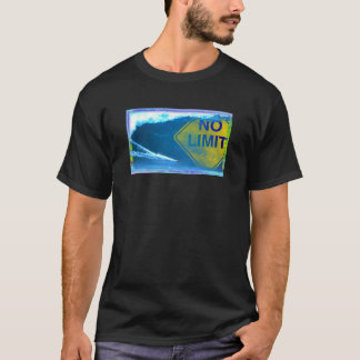 NO LIMIT Wave T-Shirt