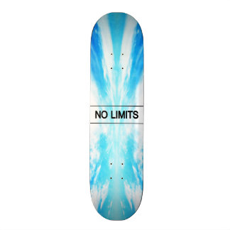 No limits skateboard deck