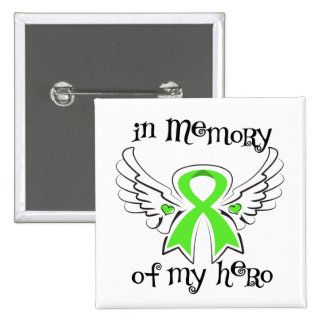 No linfoma de Hodgkins en memoria de mi héroe Pin