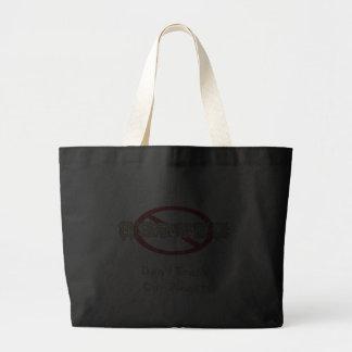 No Litter Tote Bag