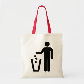 No Littering Bags