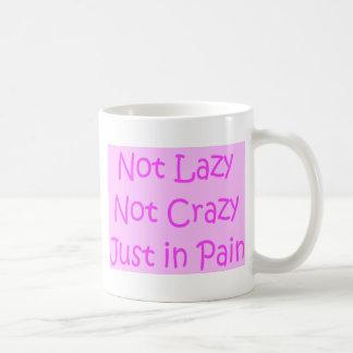 no loco no perezoso taza
