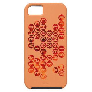 No Longer a Box of Chocolates iPhone SE/5/5s Case