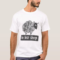No Lost Sheep T-Shirt
