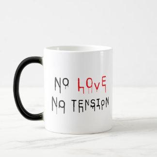 No Love 11 Oz Magic Heat Color-Changing Coffee Mug