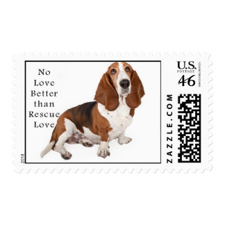 No Love Better than Rescue Love Stamps