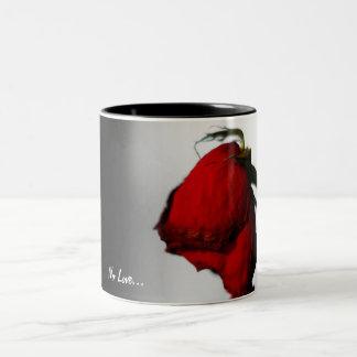 No Love coffee & tea mug