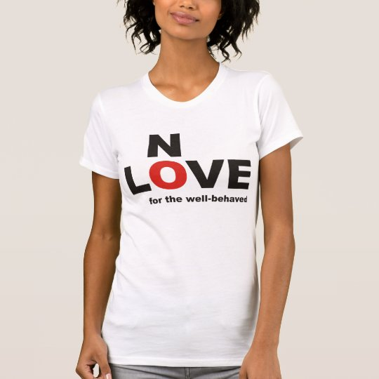 NO love for the wave behaved T-Shirt