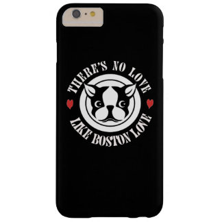 No Love Like Boston Love Barely There iPhone 6 Plus Case