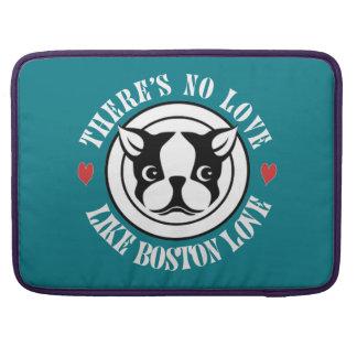No Love Like Boston Love MacBook Pro Sleeve
