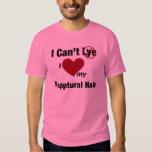 No Lye Napptural Hair Tee Shirts
