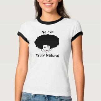 No Lye Truly Natural T Shirts
