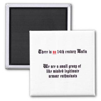 No Mafia Magnet