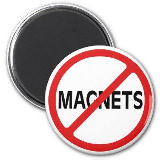 No Magnets