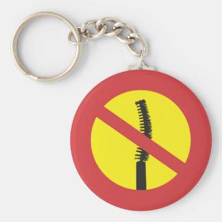 No Makeup Keychain 1