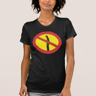 No Makeup Women's Dark T-shirt