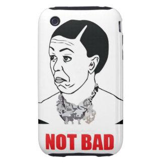 No malo - Michelle Obama iPhone 3 Tough Coberturas