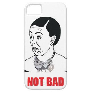 No malo - Michelle Obama iPhone 5 Fundas
