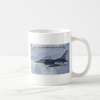 No man is an island, entire of itself; coffee mug