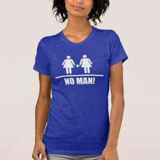 No Man Traditional Marriage T-Shirt