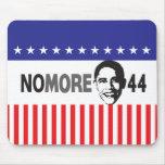 NO MÁS de 44 - Obama anti Tapete De Ratón