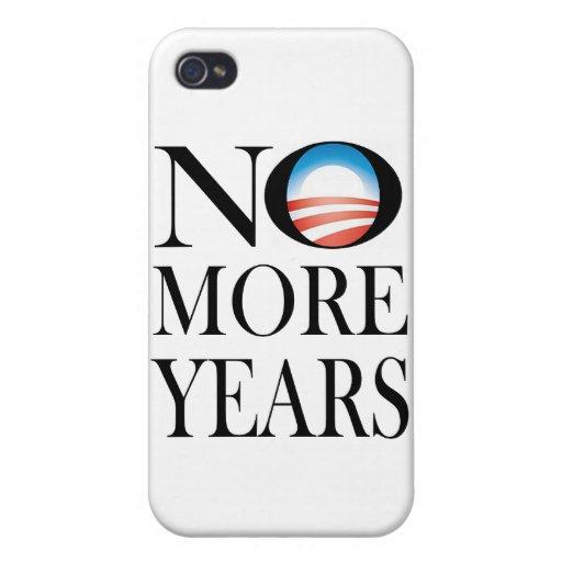 No más de años iPhone 4/4S carcasa