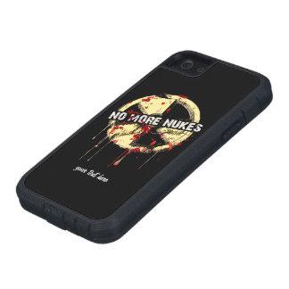 ¡NO MÁS DE ARMAS NUCLEARES! ¡NO MÁS DE TRAGEDIA! FUNDA PARA iPhone SE/5/5s