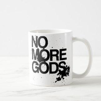 No más de dioses taza