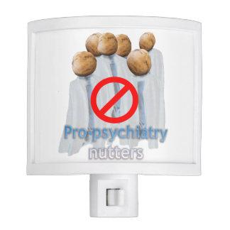 No más de nightlight propsychiatry de los nutters lámparas de noche