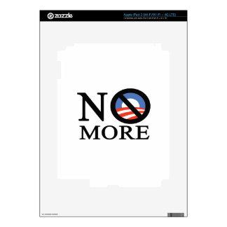 No más de Obama iPad 3 Skin