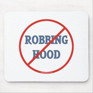 No más de Robin Hood Alfombrilla De Raton