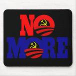 No más de socialismo tapete de ratones