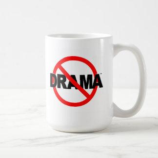 No más de taza del drama