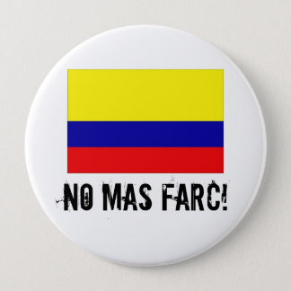 NO MAS FARC! button