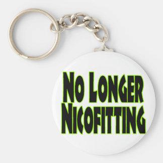 No más Nicofitting Llavero