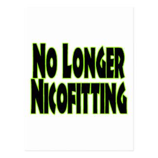 No más Nicofitting Tarjetas Postales