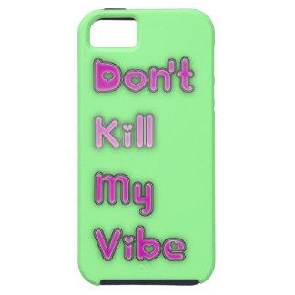 No mate a mi caso del ambiente del iPhone 5 de los iPhone 5 Case-Mate Protector