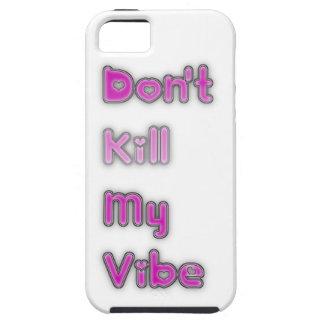 No mate a mi caso del ambiente del iPhone 5 de los iPhone 5 Case-Mate Cárcasas